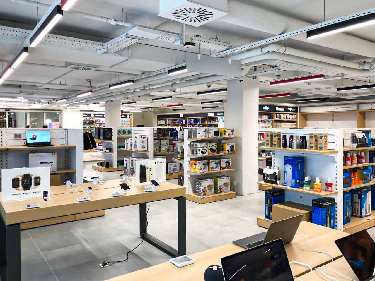 Mall.cz Mega Shop
