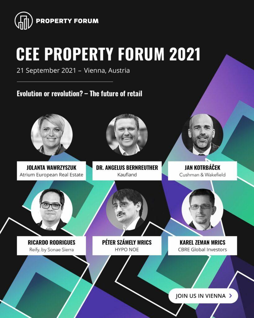 CEE Property Forum 2021
